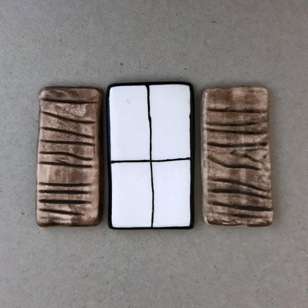 MOSAIC INSPIRATION Ceramic Window Ceramic Shutters Mosaic Inserts Mosaic Tile www.mosaicinspiration.com