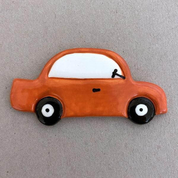 MOSAIC INSPIRATION Ceramic Car 35x75mm Ceramic Inserts Mosaic Insert Mosaic Tile www.mosaicinspiration.com
