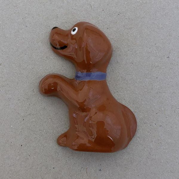 MOSAIC INSPIRATION Ceramic Dog Mosaic Inserts Ceramic Inserts Mosaic Tiles www.mosaicinspiration.com