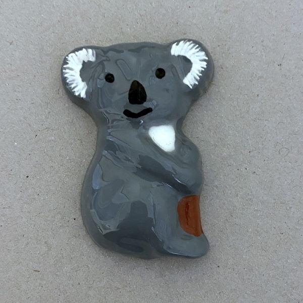 MOSAIC INSPIRATION Ceramic Koala Mosaic Inserts Ceramic Inserts Mosaic Tiles www.mosaicinspiration.com