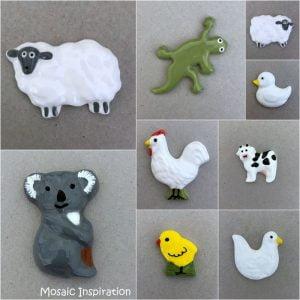 Farm Animals, Wildlife, Reptiles